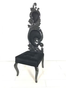 Кресла Черные Троны  напрокат | Аренда и прокат – Москва