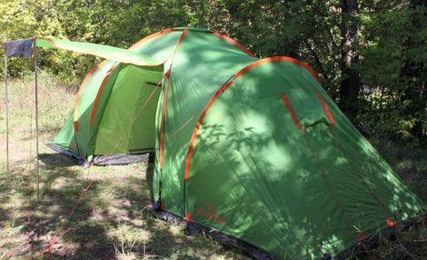 Палатки/тенты WoodLand CAMP 6 напрокат | Аренда и прокат – Сочи