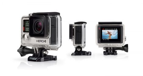 Экшн-камеры GoPro HERO4 Silver напрокат | Аренда и прокат – Москва
