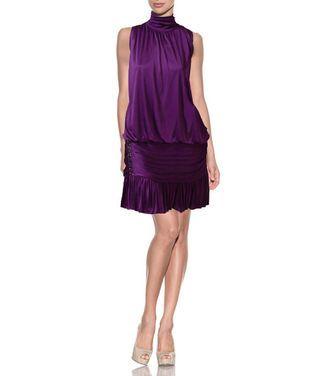 Платья Marc Bouwer, Purple Drape Dress напрокат | Аренда и прокат – Москва