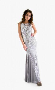 Платья Длинное серебристое платье напрокат | Аренда и прокат – Санкт-Петербург