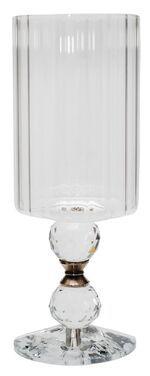 Подсвечники и канделябры Подсвечник-ваза низкий «Кристалл» напрокат | Аренда и прокат – Санкт-Петербург