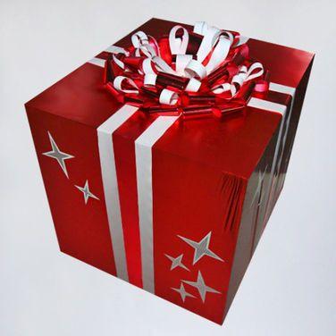 Скульптуры Подарочные коробки напрокат | Аренда и прокат – Москва