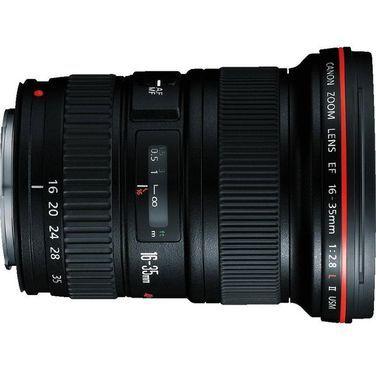 Фотообъективы Canon 16-35mm F/2.8L II USM напрокат | Аренда и прокат – Санкт-Петербург