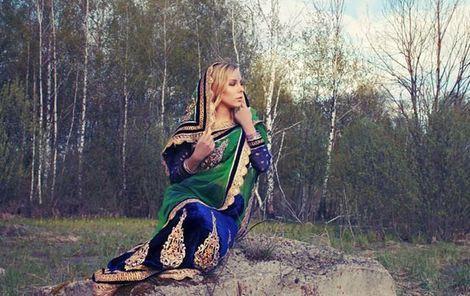 Национальные костюмы Сари праздничное напрокат | Аренда и прокат – Москва