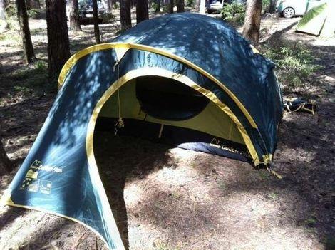 Палатки/тенты Tramp Calibry Plus 2 напрокат | Аренда и прокат – Сочи