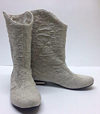 Обувь Сапожки льняные  напрокат | Аренда и прокат – Санкт-Петербург