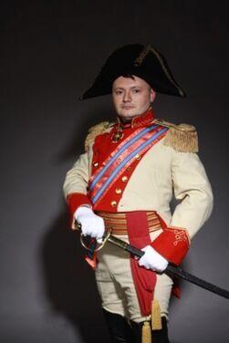 Знаменитости Костюм Наполеона I Бонапарта (ХVIII напрокат | Аренда и прокат – Москва