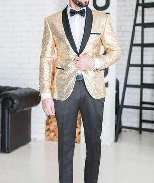 Смокинги Смокинг 047 GOLD STAR напрокат | Аренда и прокат – Москва