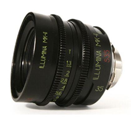 Кинообъективы(видеообъективы) LOMO Illumina S35 35 mm T1.3 PL-mou напрокат | Аренда и прокат – Санкт-Петербург