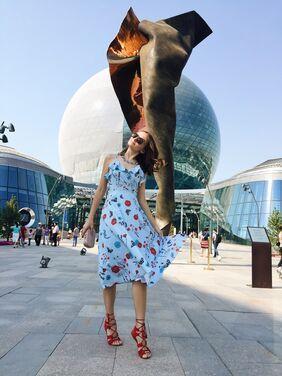 Платья Летнее платье Lichi Brand напрокат | Аренда и прокат – Москва