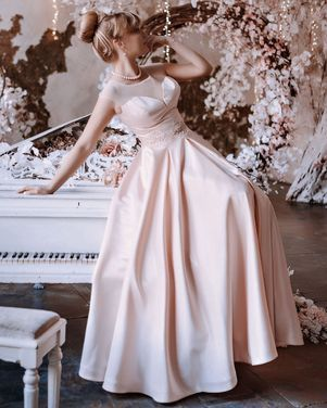 Платья Нежное платье Жасмин напрокат | Аренда и прокат – Санкт-Петербург