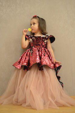 Платья и одежда для девочек Платье принцессы пышное  напрокат | Аренда и прокат – Москва