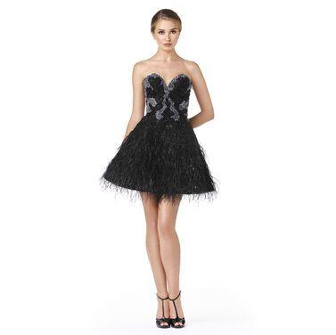 Платья Роскошное коктейльное платье OBlanc напрокат | Аренда и прокат – Москва