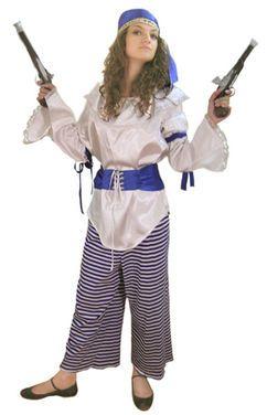 Пираты и пиратки Пиратка в брюках напрокат | Аренда и прокат – Москва