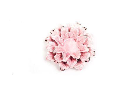 Подсвечники и канделябры Подсвечник «Роза» розовый напрокат   Аренда и прокат – Санкт-Петербург
