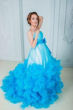 Платья Голубое облако напрокат | Аренда и прокат – Санкт-Петербург