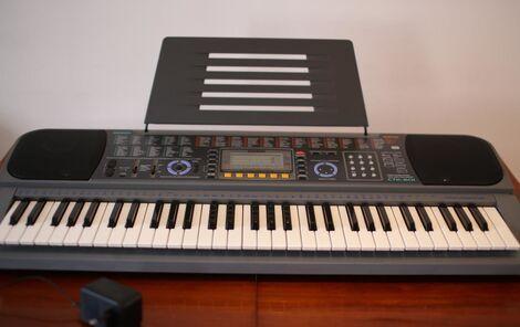 Клавишные синтезатор cаsiо CTK-601 напрокат | Аренда и прокат – Москва