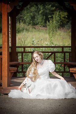Платья Пышное винтажное платье напрокат | Аренда и прокат – Москва