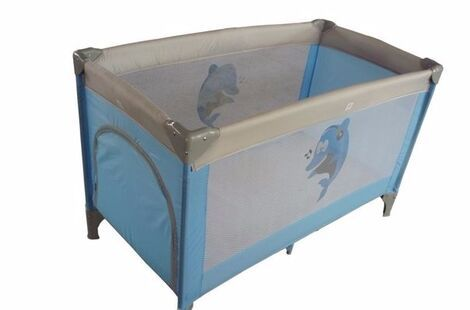 Кроватки и манежи Манеж-кровать Amalfy с акуленком  напрокат | Аренда и прокат – Санкт-Петербург