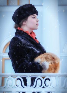 Другое Муфта из рыжей лисы напрокат | Аренда и прокат – Санкт-Петербург