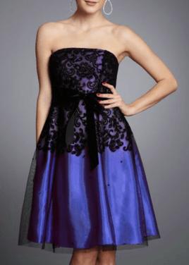Платья Adrianna Papell,  A-Line Dress P напрокат | Аренда и прокат – Москва
