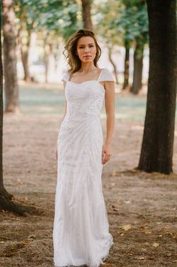 Платья Шикарное свадебное платье напрокат   Аренда и прокат – Москва