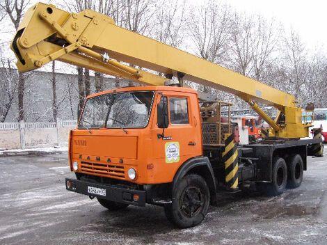 Автовышки Автовышка 32 метра напрокат | Аренда и прокат – Москва