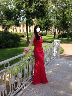 Платья Платье вечернее р.40-42 напрокат | Аренда и прокат – Санкт-Петербург