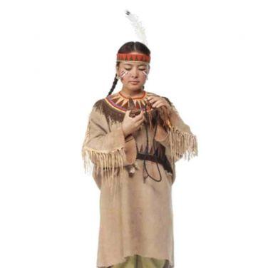 Национальные костюмы Платье индейское напрокат | Аренда и прокат – Москва