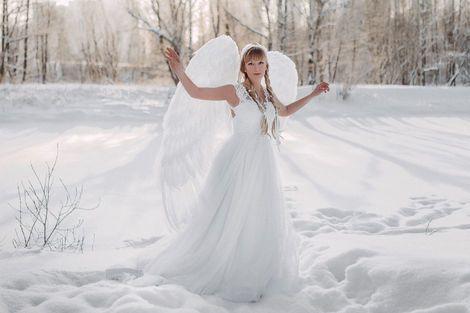 Другое Белые большие крылья напрокат | Аренда и прокат – Санкт-Петербург