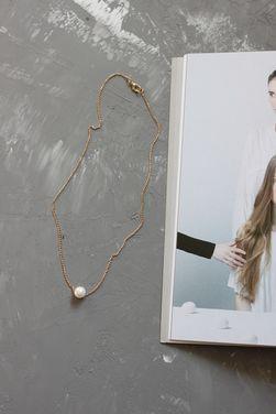 Аксессуары Колье-подвеска White pearl напрокат | Аренда и прокат – Нижний Новгород