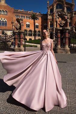 Платья Дизайнерское вечернее платье напрокат | Аренда и прокат – Санкт-Петербург