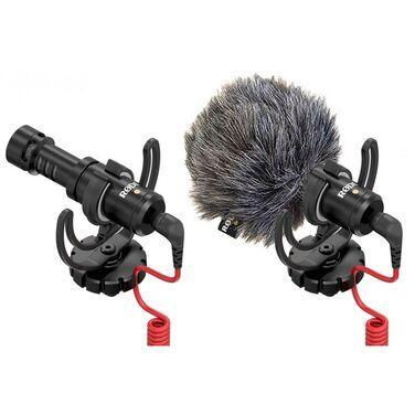 Микрофоны Накамерный микрофон Rode VideoMicro напрокат | Аренда и прокат – Санкт-Петербург