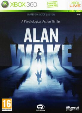 Игры Alan Wake  напрокат | Аренда и прокат – Москва