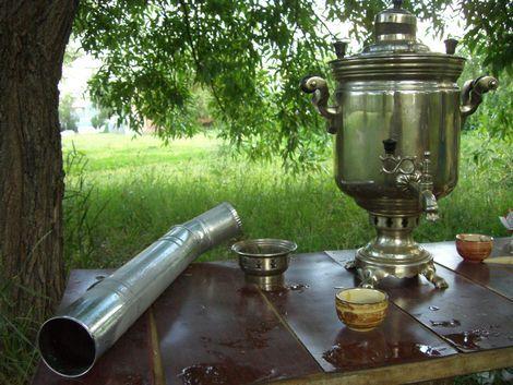 Другое САМОВАР на дровах, шишках 5 л напрокат | Аренда и прокат – Москва