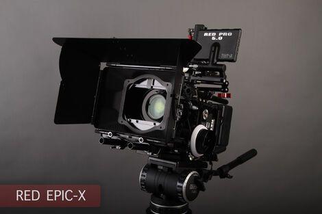Видеокамеры Кинокамера RED Epic-X напрокат | Аренда и прокат – Москва
