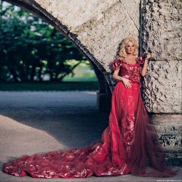 Платья Платье цикламенового цвета напрокат | Аренда и прокат – Санкт-Петербург