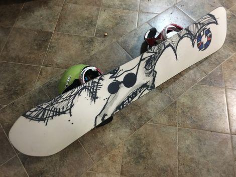 Сноуборды Burton 158cm напрокат | Аренда и прокат – Москва