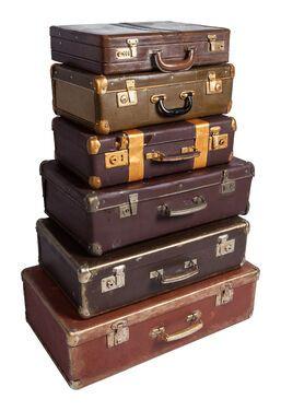 Ящики и чемоданы Набор из 6 чемоданов «Вавилон» напрокат   Аренда и прокат – Нижний Новгород