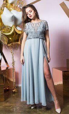 Платья Платье  с отделкой бусинами  напрокат | Аренда и прокат – Санкт-Петербург