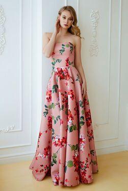 Платья Платье на выпускной Сакура напрокат | Аренда и прокат – Нижний Новгород