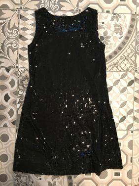 Платья Чёрное платье в пайетках  напрокат | Аренда и прокат – Балашиха