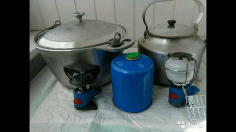 Другое Газовая комфорка Campingaz напрокат | Аренда и прокат – Москва
