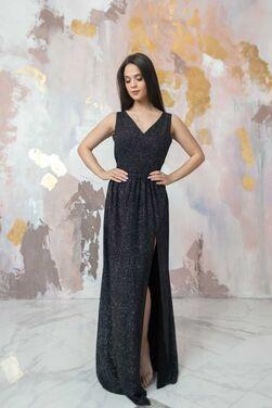 Платья Черное вечернее платье напрокат | Аренда и прокат – Санкт-Петербург