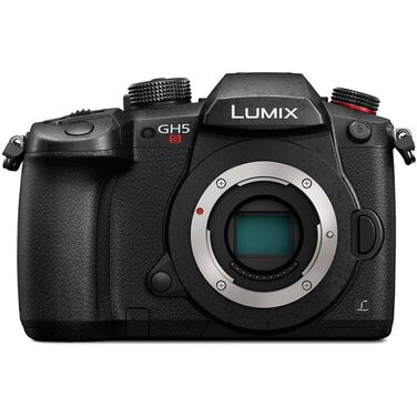 Фотоаппараты Panasonic GH5S Lumix напрокат | Аренда и прокат – Санкт-Петербург