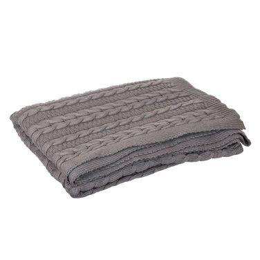 Другой текстиль Плед серый напрокат | Аренда и прокат – Москва