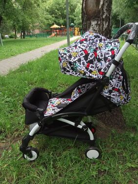 Коляски Прогулочная коляска yoya Микки Маус напрокат | Аренда и прокат – Москва
