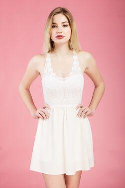 Платья Платье кружевное коктейльное напрокат | Аренда и прокат – Воронеж