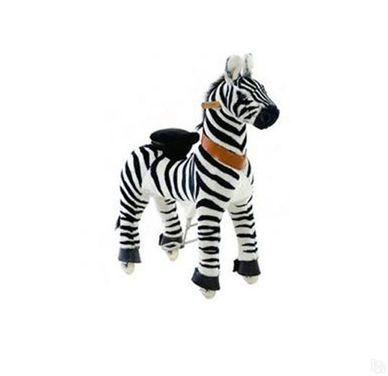 Игрушки Лошадка Ponycycle «Зебра малая» напрокат | Аренда и прокат – Москва
